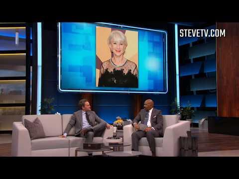Australian Actor Jason Clarke Teaches Steve Harvey Australian Slang
