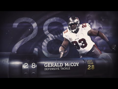 #28 Gerald McCoy (DT, Buccaneers) | Top 100 Players of 2015