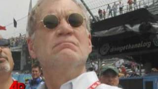 David Letterman Marries Longtime Girlfriend