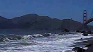 Golden Gate Beach in San Francisco