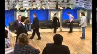 Драка в Пусть говорят [Первый канал, 19.03.2013]