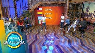 ¿Cómo se dice en México? ¡Descubre lo que contestaron nuestros conductores! | Venga La Alegría