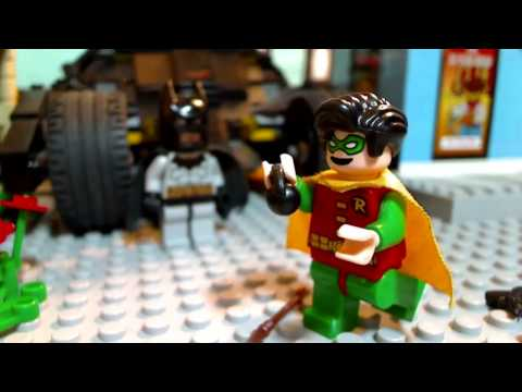 Lego Batman-The Other Robin