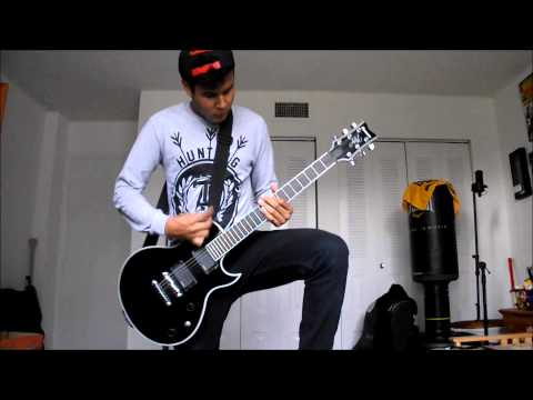 Of Mice & Men - Ohioisonfire ( Guitar Cover)