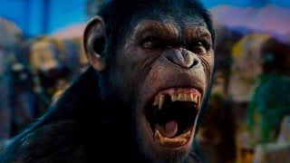 "Обзор фильма ""Планета обезьян: Революция"""