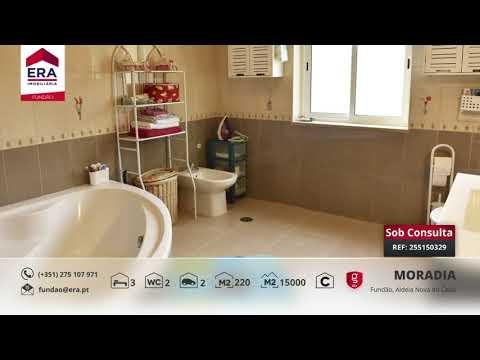 ERA Fundão: Moradia V3 - Fundão, Aldeia Nova do Cabo 255150329