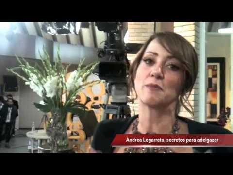 ANDREA LEGARRETA NOS DA TIPS DE BELLEZA