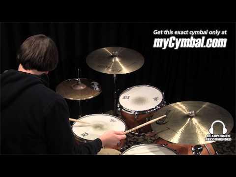 "Used Bosphorus 20"" Traditional Original Ride Cymbal (UT20RO-1122013O)"