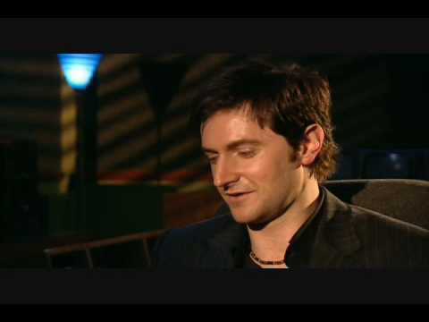 North & South Special Features: Richard Armitage Interview Pt 2