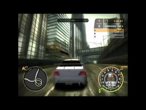 Need For Speed Most Wanted - Giocando con Yao-Ming - HD 720p
