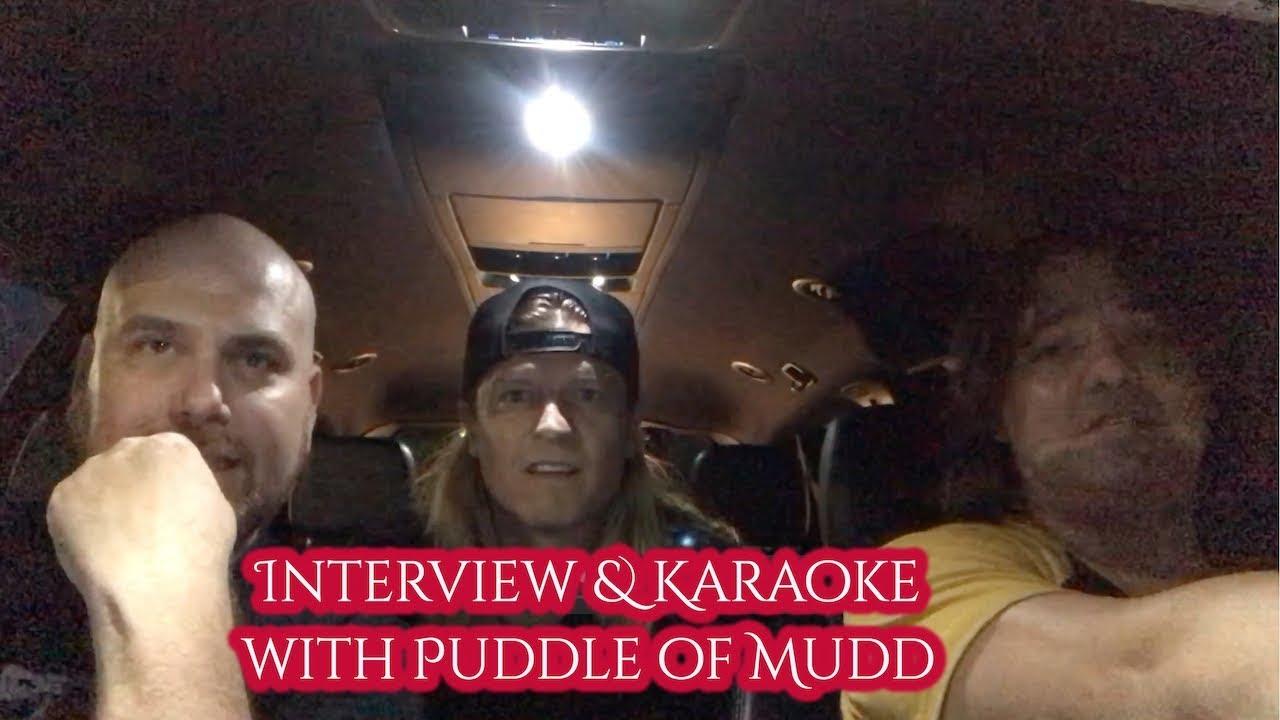 Puddle of Mudd Wes Scantlin does carpool karaoke on Resurrection Tour
