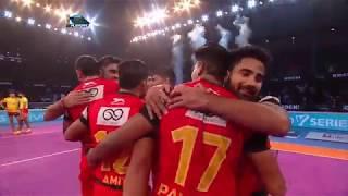 Pro Kabaddi 2018 | Qualifier 1 - Gujarat Fortunegiants vs Bengaluru Bulls | Match Highlight | HINDI