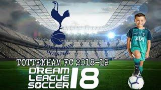 Hack Tottenham Hotspur Fc 2018 19 Season Team In Dream