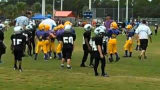 Brunswick Youth Football League Patriot Day Junior Pirates