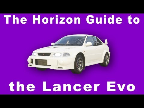 The Horizon Guide to the Mitsubishi Lancer Evolution thumbnail