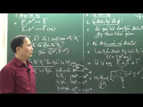 Bài 14.Điện từ trường, sóng điện từ, nguyên tắc phát và thu sóng điện từ (tiết 1)
