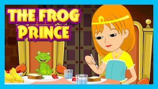THE FROG PRINCE - Bedtime Story For Kids | Full Story - Fairy Tale