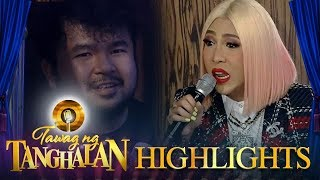 Tawag ng Tanghalan: Vice Ganda tells his stylist that he wore the wrong outfit for the day