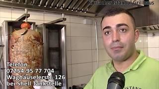 Heute machen wir einen Döner im Kirrlacher Döner Istanbul Grillhaus - Döner TV 04
