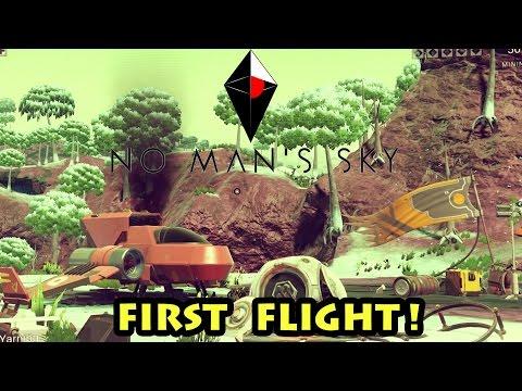 ACHIEVING SPACE FLIGHT - No Man's Sky - Reunion Episode 1