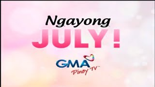 Gma Tv Specials Month July