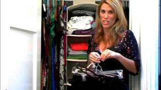 How to Organize Clothes Hangers - 2008-07-12