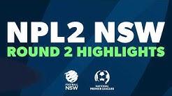 Round 2 NPL 2 NSW Men's - Canterbury Bankstown FC v GHFA Spirit FC