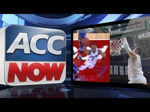 Larkin and Brown Cousy Finalists - ACC NOW