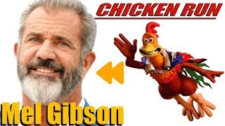 chicken run voice actors and characters - Cast Of Arthur Christmas