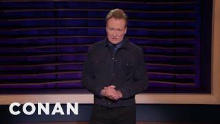 Conan On Trump's Royal Faux Pas - CONAN on TBS