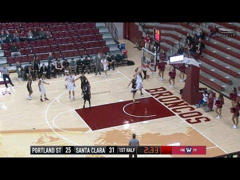 Men's Basketball Highlights vs. Portland State | Dec. 9, 2017