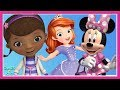 Doc McStuffins, Minnie Mouse, Sofia The First, Mickey  Sticker Book - Disney Junior Kids Games