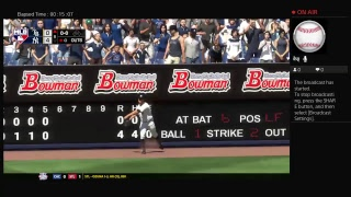 MLB the show 18   game play HD  all full games live broadcast