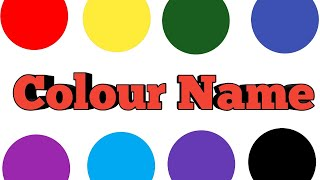 Learning colour with cars for kids - learning colours  for children - fun & education, Colours Name