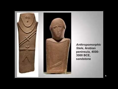 Global Prehistoric Art,  lecture 3