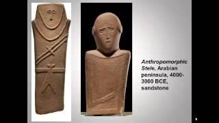Global Prehistoric Art,  lecture 3