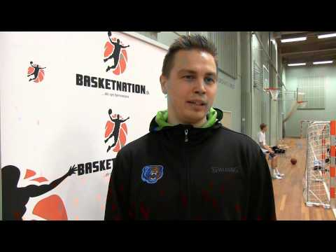 Bakken Bears Head Coach, Ville Tuominen - Euro Challenge interview