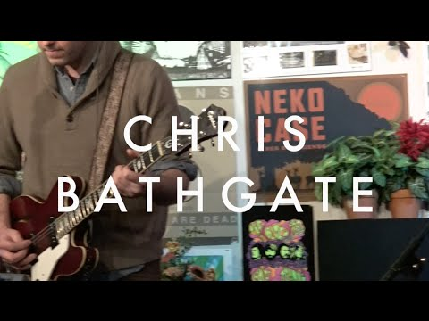 Chris Bathgate -