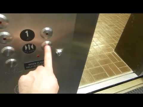 Tejas Hydraulic Elevators At UT Austin Art Library Offices (With CaptainElevator42189)