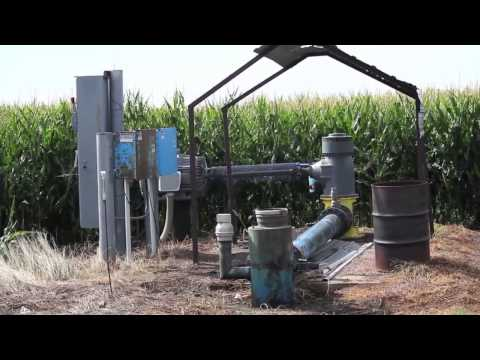 The Waters of Kansas: Farming Over the Ogalalla