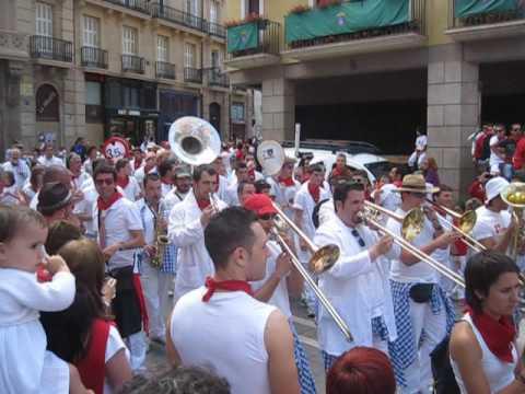 Pamplona Music- San Fermin