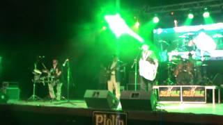Paco Barrron en vivo McAllen, Texas 3/3/2012