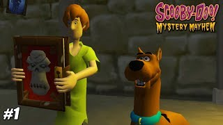 Scooby-Doo! Mystery Mayhem - PS2 Playthrough 1080p The Haunting of Hambridge (PCSX2) PART 1
