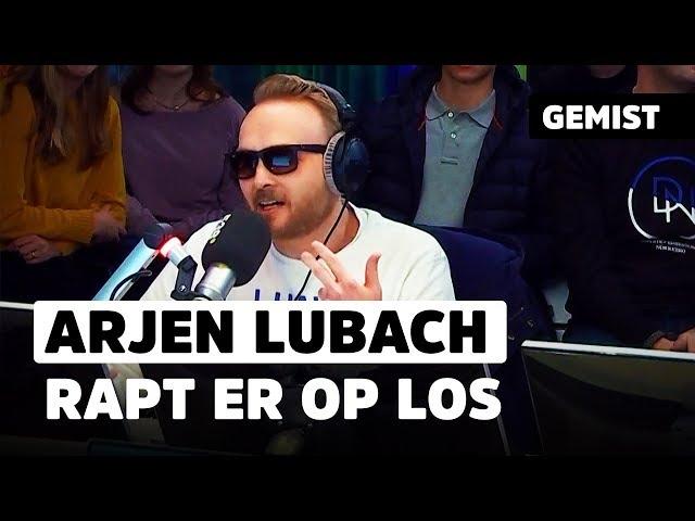 Arjen Lubach: 'Fack die dude, ik bedoel het goed!' | 538Gemist