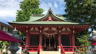 越谷香取神社の紹介 - 埼玉県越谷市 - Koshigaya Katori shrine