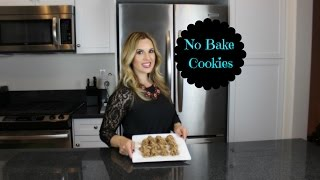 Oatmeal Chocolate No Bake Cookies