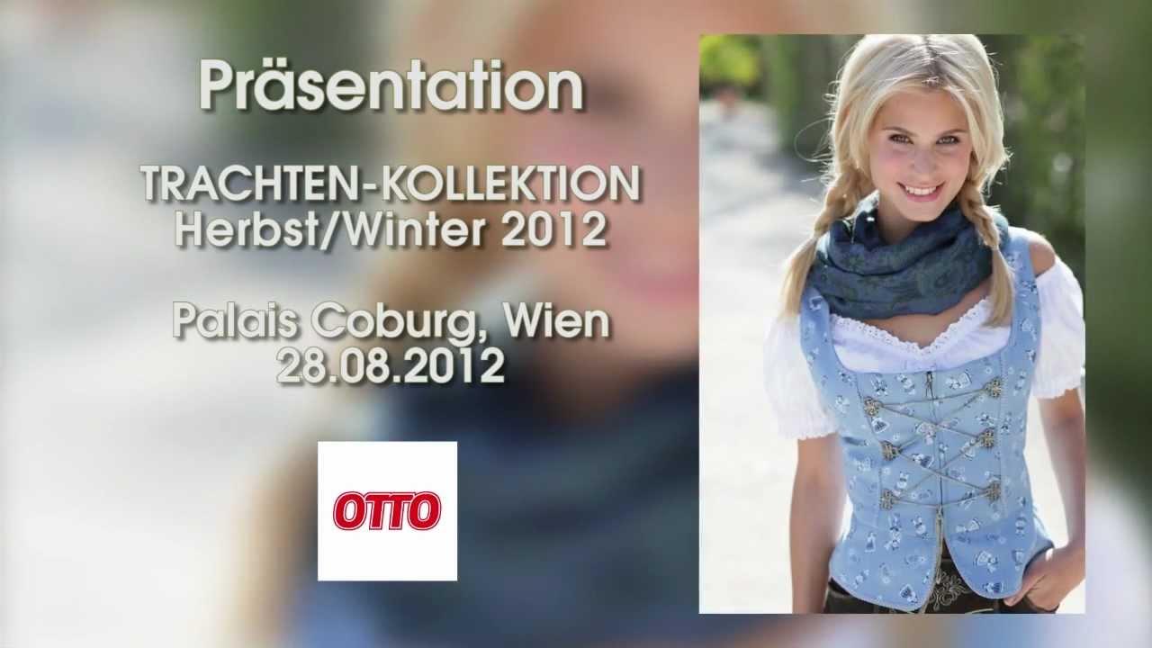 Trachten Kollektion Herbstwinter 2012 Youtube