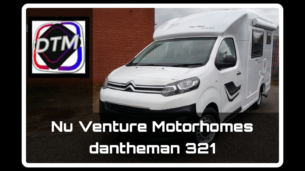 aa4e170066 Nu Venture Motorhomes Nu Rio Micro Conversion on a Citroen Dispatch full  tour