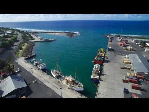 Cook Islands World Maritime Day 2017 highlights