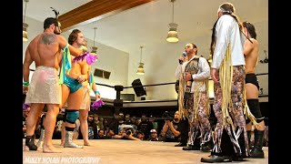 Adam Cole & The Young Bucks vs Dalton Castle & The Boys PWG Battle Of Los Angeles 2016 Highlight